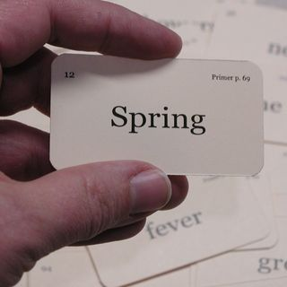 Mini Spring is sprung flash cards1