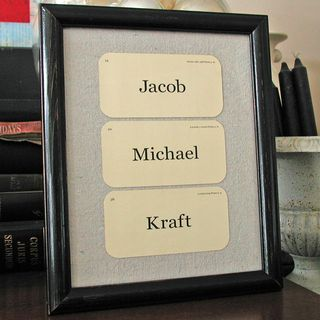 Birth announcement flash cards1